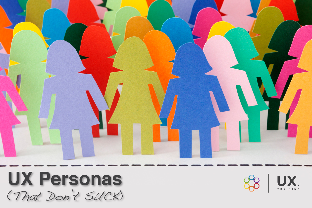 UX Personas (That Dont Suck)
